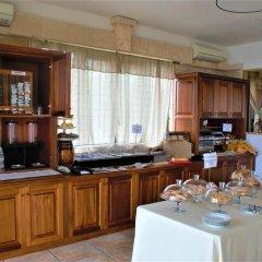 Отель CapoSperone Resort Пальми питание фото 2