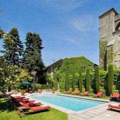 Hotel de la Cite Carcassonne - MGallery Collection бассейн фото 2