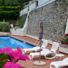 Отель Residence Villa Rosa Италия, Равелло - отзывы, цены и фото номеров - забронировать отель Residence Villa Rosa онлайн бассейн
