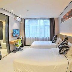 Shang Yuan Hotel Shang Xia Jiu Branch комната для гостей фото 4