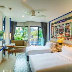 Отель Holiday Inn Express Krabi Ao Nang Beach комната для гостей
