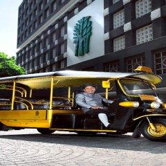 Отель Banyan Tree Bangkok Бангкок городской автобус