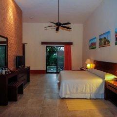Отель Hacienda Misne комната для гостей фото 5