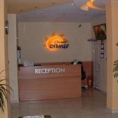 Отель Sun Болгария, Бургас - отзывы, цены и фото номеров - забронировать отель Sun онлайн интерьер отеля