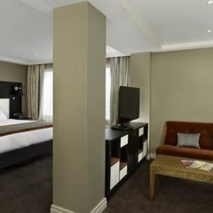 DoubleTree by Hilton Hotel London - Hyde Park 4* Стандартный номер с различными типами кроватей фото 23