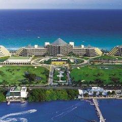 Отель Paradisus by Meliá Cancun - All Inclusive Мексика, Канкун - 8 отзывов об отеле, цены и фото номеров - забронировать отель Paradisus by Meliá Cancun - All Inclusive онлайн приотельная территория фото 2