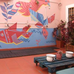 Hub New Lisbon Hostel интерьер отеля фото 3