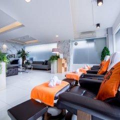 Cubic Bed Pratunam - Hostel Бангкок интерьер отеля фото 3