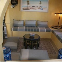 Отель Dar Hamza Тунис, Мидун - отзывы, цены и фото номеров - забронировать отель Dar Hamza онлайн комната для гостей фото 3