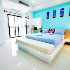 Отель S5 Residence and Cafe комната для гостей