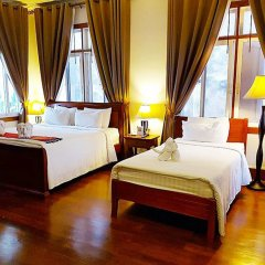 Dinso Mon Hotel Бангкок комната для гостей