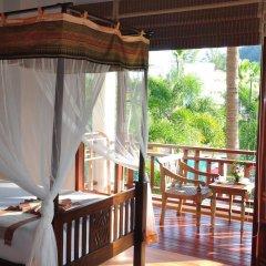 Отель Royal Lanta Resort & Spa Таиланд, Ланта - 1 отзыв об отеле, цены и фото номеров - забронировать отель Royal Lanta Resort & Spa онлайн балкон