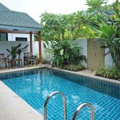 Отель 2Bedroom Private Pool by Sanga Villas бассейн фото 2