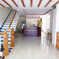 Trang Long Hotel интерьер отеля