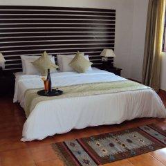 Отель Alegria - The Goan Village комната для гостей