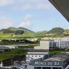 Отель Maggie Homestyle - Topfloor View Португалия, Понта-Делгада - отзывы, цены и фото номеров - забронировать отель Maggie Homestyle - Topfloor View онлайн балкон