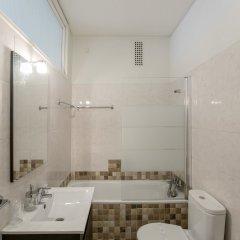 Апартаменты Oporto Boavista Family & Friends Apartment Порту ванная
