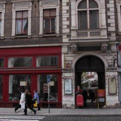 Отель Jungmann Central Residence Прага