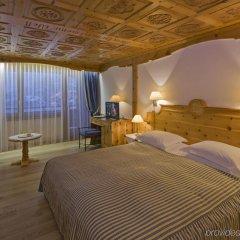 Отель Swiss Alpine Hotel Allalin Швейцария, Церматт - отзывы, цены и фото номеров - забронировать отель Swiss Alpine Hotel Allalin онлайн комната для гостей фото 4
