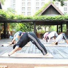 Отель Anantara Siam Bangkok фитнесс-зал фото 4