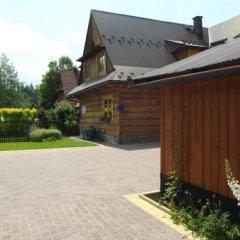 Отель Willa pod Jodłą Польша, Поронин - отзывы, цены и фото номеров - забронировать отель Willa pod Jodłą онлайн парковка