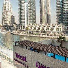 Dusit Residence Dubai Marina Hotel пляж фото 2