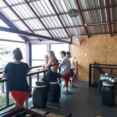 Lanta Hostel - Adults Only Ланта фитнесс-зал фото 3