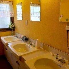 Отель Pension Ivy Яманакако ванная