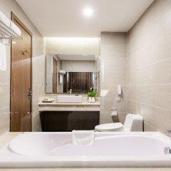 Muong Thanh Luxury Vien Trieu Hotel Нячанг ванная фото 2