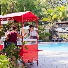 Отель Emeraude Beach Attitude бассейн