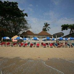 Chaweng Budget Hotel пляж фото 2