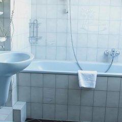 Отель Engelbert Германия, Дюссельдорф - отзывы, цены и фото номеров - забронировать отель Engelbert онлайн ванная фото 2