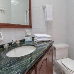 Отель Travelers Suites Juanambú Колумбия, Кали - отзывы, цены и фото номеров - забронировать отель Travelers Suites Juanambú онлайн ванная фото 2