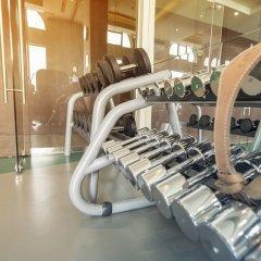 Гостиница Горки Панорама фитнесс-зал фото 4