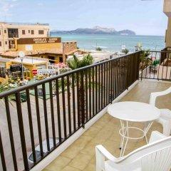 Отель Apartamentos Charly's Can Picafort балкон