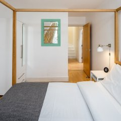 Отель 1 Bedroom Penthouse in Farringdon Великобритания, Лондон - отзывы, цены и фото номеров - забронировать отель 1 Bedroom Penthouse in Farringdon онлайн комната для гостей фото 5