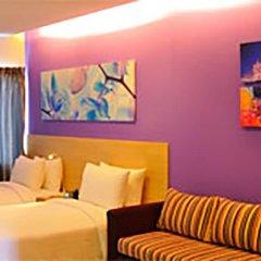 Отель Glow Central Pattaya Паттайя спа