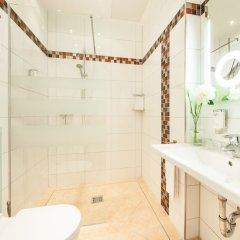 Novum Hotel Excelsior Düsseldorf ванная фото 2