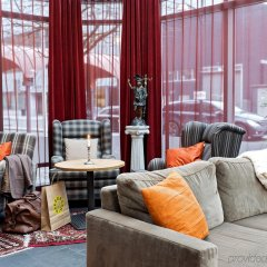 Отель Scandic Grand Hotel Швеция, Эребру - отзывы, цены и фото номеров - забронировать отель Scandic Grand Hotel онлайн интерьер отеля фото 3