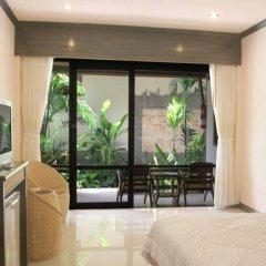 Отель Grand Thai House Resort балкон