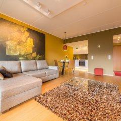 Отель Hilltop Apartments - City Centre Эстония, Таллин - отзывы, цены и фото номеров - забронировать отель Hilltop Apartments - City Centre онлайн комната для гостей фото 5