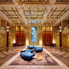 Отель Shinagawa Prince Токио интерьер отеля