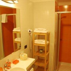 Отель Agriturismo Le Risaie Базильо ванная