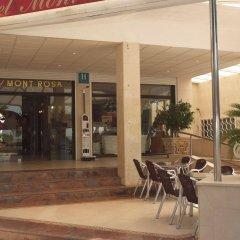 Отель Mont-Rosa питание фото 2