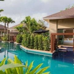 Отель Mandarava Resort & Villa бассейн