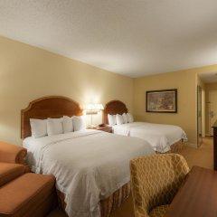 Отель Quality Inn & Suites США, Виксбург - отзывы, цены и фото номеров - забронировать отель Quality Inn & Suites онлайн комната для гостей фото 3