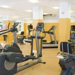 Holiday Beach Budapest Wellness & Conference Hotel фитнесс-зал