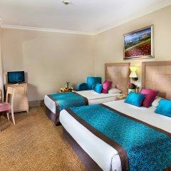 Отель Crystal De Luxe Resort & Spa – All Inclusive комната для гостей