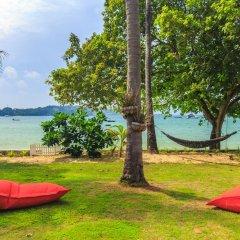 Отель Beachfront Villa Таиланд, пляж Панва - отзывы, цены и фото номеров - забронировать отель Beachfront Villa онлайн приотельная территория