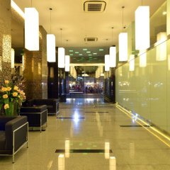 Hotel Royal Bangkok Chinatown Бангкок интерьер отеля